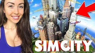 Download NEW CITY w/ UNLIMITED MONEY!! (SimCity) Video