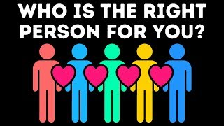 Download Who Is the Right Person for You? (Personality Test) Video