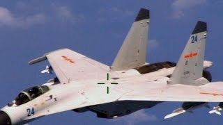 Download Chinese jet intercepts U.S. surveillance plane Video
