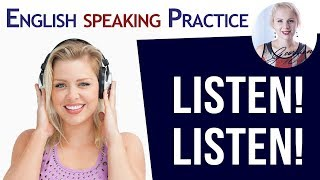 Download #003 - English Lesson - How many times do you need to listen? Video