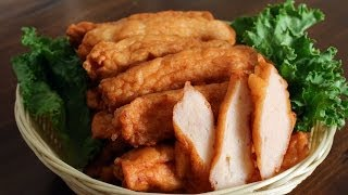 Download Homemade fish cakes (Eomuk: 어묵) Video