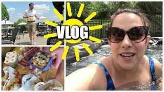 Download VLOG | Grocery Haulin', Hot Tubbin', Sangria Drinkin' Video