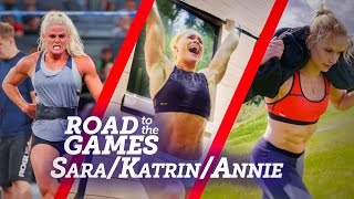 Download Road to the Games 16.09: Sigmundsdottir / Davidsdottir / Thorisdottir Video