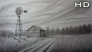 Como Dibujar Un Tren Realista Y Humo A Lapiz Paso A Paso Tutorial