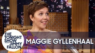 Download Maggie Gyllenhaal Makes Her Directorial Debut After Writing a Letter Video