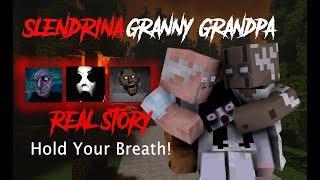 Download Monster School : Slendrina Granny & Grandpa Life ( True Story ) - Minecraft Animation Video