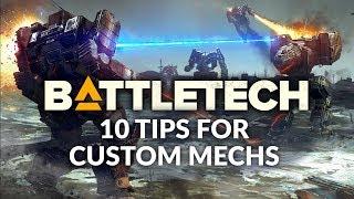Download BATTLETECH | Beginner's Guide - 10 Tips for Making Custom Mechs Video
