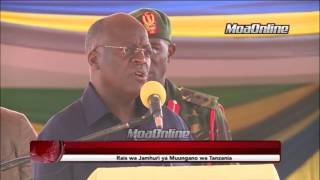 Download RAIS MAGUFULI WAACHE KUTUMIA VIBAYA MGONGO WA DEMOKRASIA Video