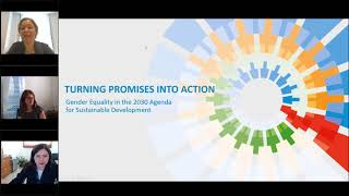 Download Why Gender Equality is critical to achieving all 17 SDGs - The case for effective mainstreaming Video