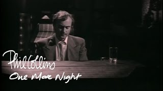 Download Phil Collins - One More Night Video