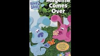 Download Opening to Blue's Clues Magenta Comes Over 2000 VHS (Most Popular) Video