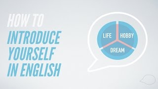 Download How to Introduce yourself in English Video