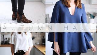 Download ASOS, Topshop & ZARA Autumn Capsule Wardrobe Haul | The Anna Edit Video