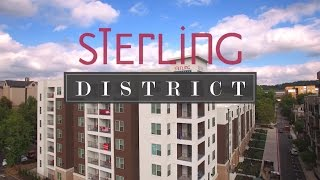 Download Sterling District: Luxury Student Apartment Living in Fayetteville, AR Video