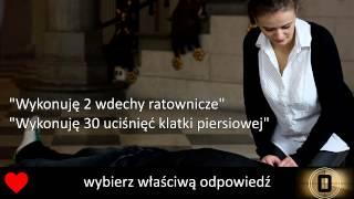 Download pierwsza pomoc: nagłe zatrzymanie krążenia - film interaktywny Video