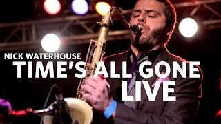 Download WGBH Music: Nick Waterhouse - Time's All Gone (Live) Video