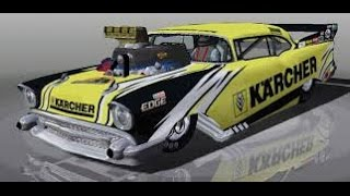 Download Let's Play rFactor - Episode 2 - Drag Racing Wheelies and Burnouts Video