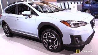 Download 2018 Subaru Crosstrek - Exterior and Interior Walkaround - 2017 LA Auto Show Video