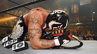 Download Rey Mysterio's greatest WWE moments: WWE Top 10, Feb. 3, 2018 Video