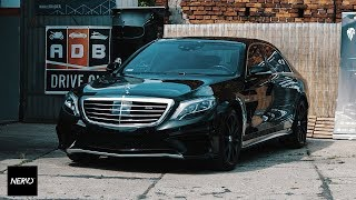 Download MERCEDES-BENZ S63 AMG L | Detailing - Magic Garage Video