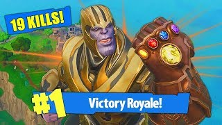 Download THANOS BREAKS FORTNITE!! (MOST OVERPOWERED THING EVER!) Video