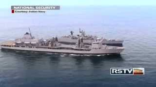 Download NATIONAL SECURITY - Indian Navy: Ensuring secure seas for a resurgent nation Video