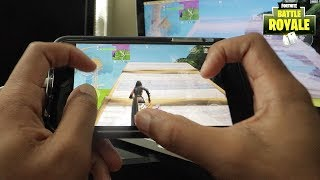 Download 4 FINGER CLAW HAND CAM / FORTNITE MOBILE Video
