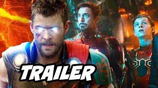 Download Avengers Infinity War Promo Breakdown and Marvel Phase 4 Easter Eggs Video