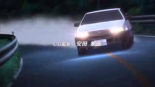 Download Initial D 5th stage opening: M.O.V.E. - Raise Up Video