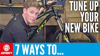Download 7 (Almost) Free Ways To Take Your New Mountain Bike To The Next Level! Video
