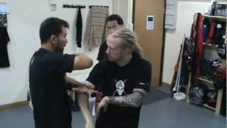 Download Sifu Chris Collins teaching WingTsun Bil Tse Video
