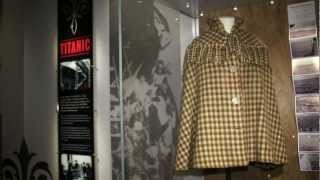 Download Rare Titanic Memorabilia on Display in London Video
