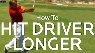Download Golf Distance: How To Hit The Driver Longer Video