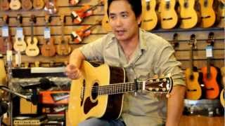 Download K.Yairi Guitars DYM95 Review by Acousticthai Video