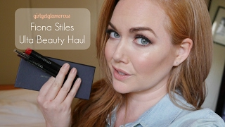 Download Fiona Stiles Ulta Beauty Haul | girlgetglamorous | Brows for Redheads Video