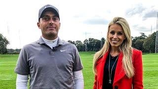 Download Francesco Molinari talks Golf technology - BBC Click Video