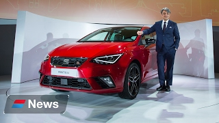 Download All-new 2017 Seat Ibiza revealed Video