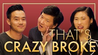 Download Are they Crazy RICH or Crazy BROKE? - ft Constance Wu, Ken Jeong, Awkwafina Video