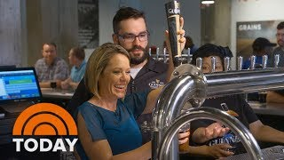 Download Take A Look Inside The New US Guinness Brewery In Baltimore | TODAY Video