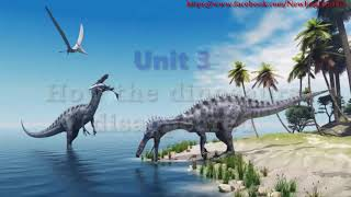 Download Unit 3 How The Dinosaurs Disappeared | Listening Practice through Dictation Level 4 Video