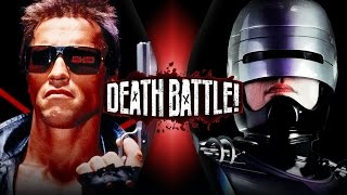 Download Terminator VS RoboCop | DEATH BATTLE! Video