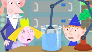 Download Ben and Holly's Little Kingdom   Queen Thistle's Rock Cake   Cartoons for Kids Video