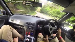 Download hillclimb montee tros marets 2013 nissan silvia drift 1 Video