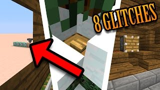 Download Minecraft: 8 GLITCHES Video