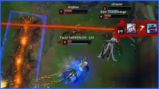Download How Many Targets Can Froggen Hit ?! - Best of LoL Streams #333 Video