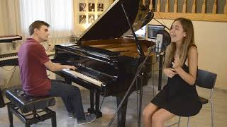 Download If I Ain't Got You (Alicia Keys) - piano + vocal cover by Ivette + Oriol Video