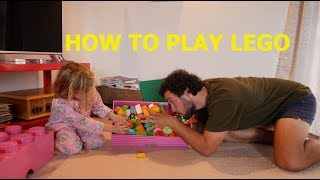 Download HOW TO PLAY LEGO Video