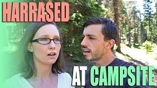 Download Harassed at a Free Campsite - Strange Experience Full Time RVing Video