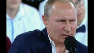 Download Badass Putin: ″I'm not made of sugar″ Video