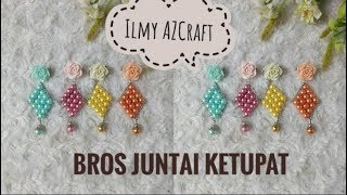 Download Cara Membuat Bros Juntai Ketupat Video